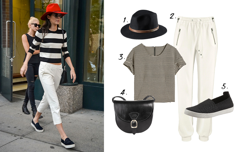 Outfit Kendall Jenner