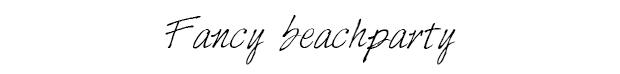 fancy_beachparty