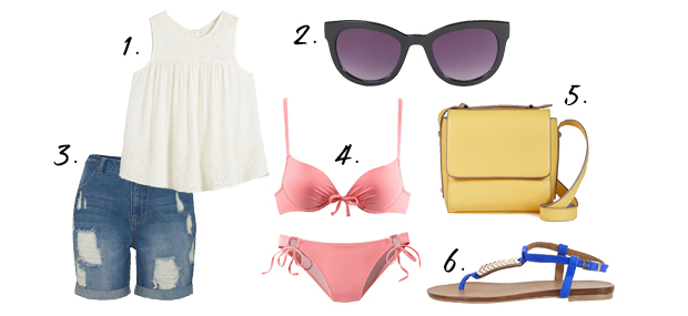 Outfit 3 beachparty