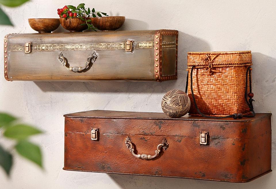 Wandmeubel koffer