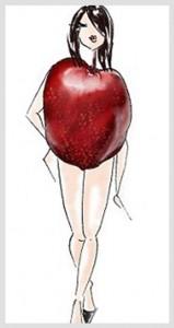 Rokkenwijzer appel