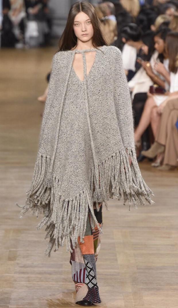 Knitwear trend