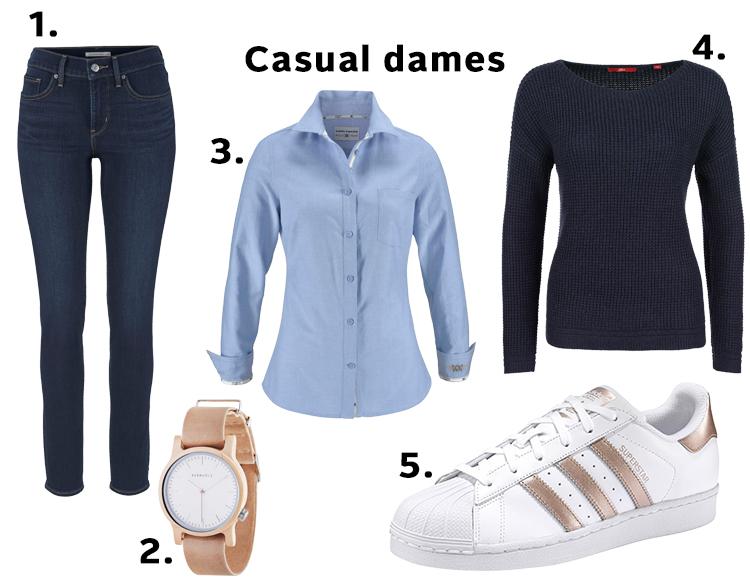 casual kleding voor dames
