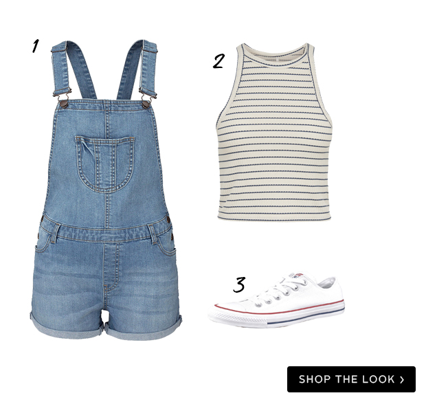 Goedkope zomer outfit