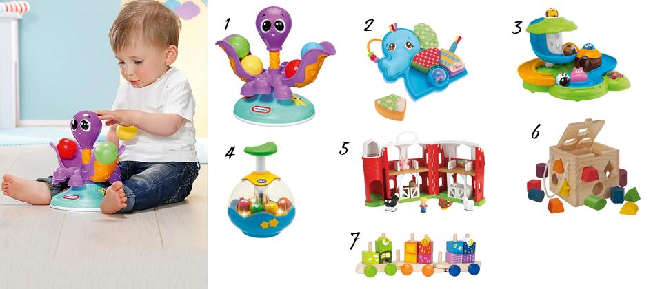 babyspeelgoed vormen
