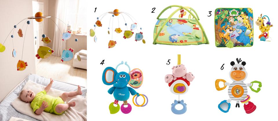 babyspeelgoed speelkleed