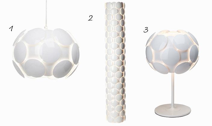 lampen collectie 1