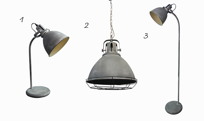 Lampen collectie 4