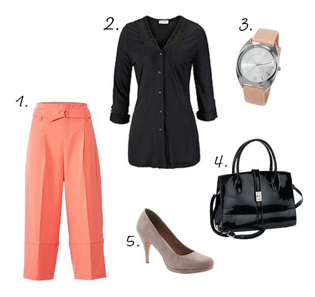 Outfit 2 Culotte
