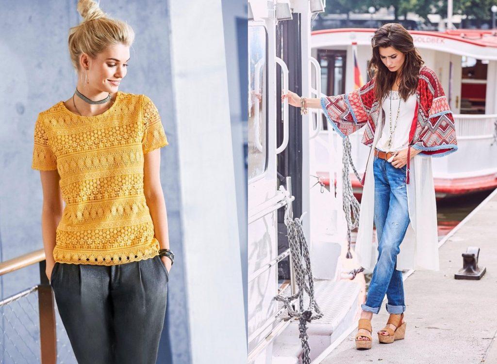 Modetrends voorjaar 2017 OTTO