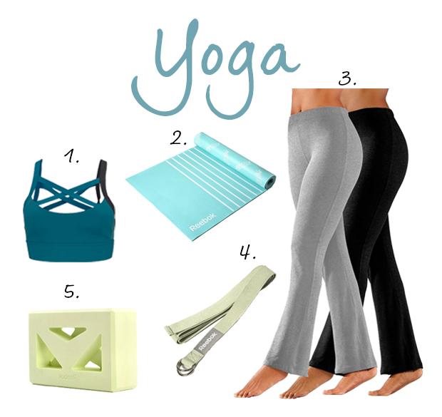 Yoga look otto sport
