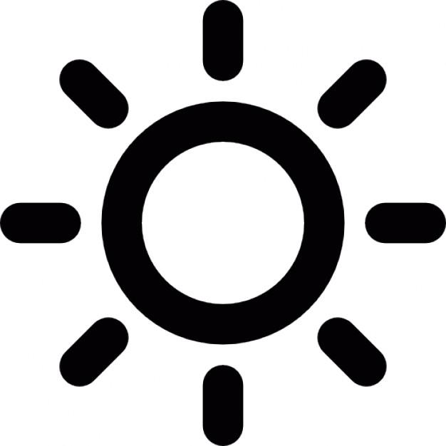 zon icoontje