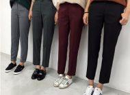 Hoe draag je: de pantalon