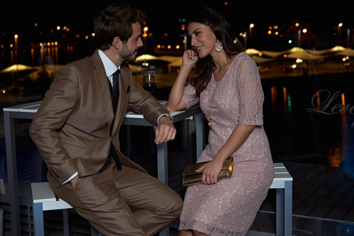 Romantische date met je partner