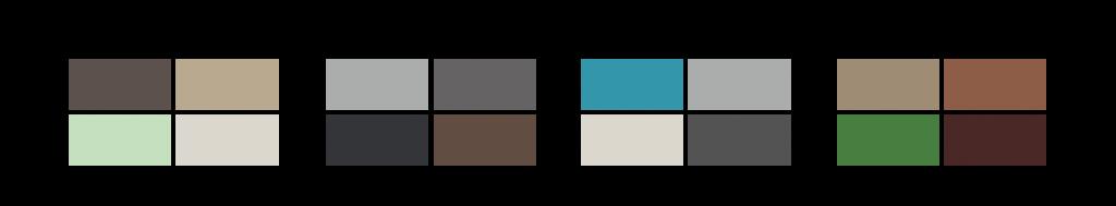 Kleurpalleten