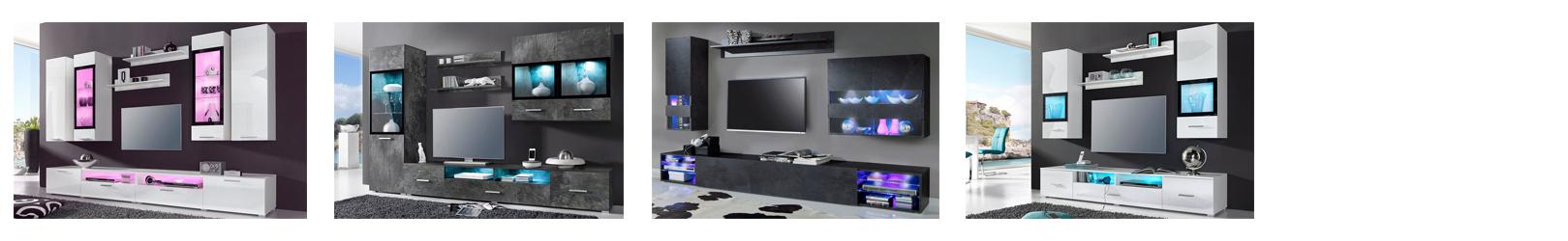 Moderne TV-meubels