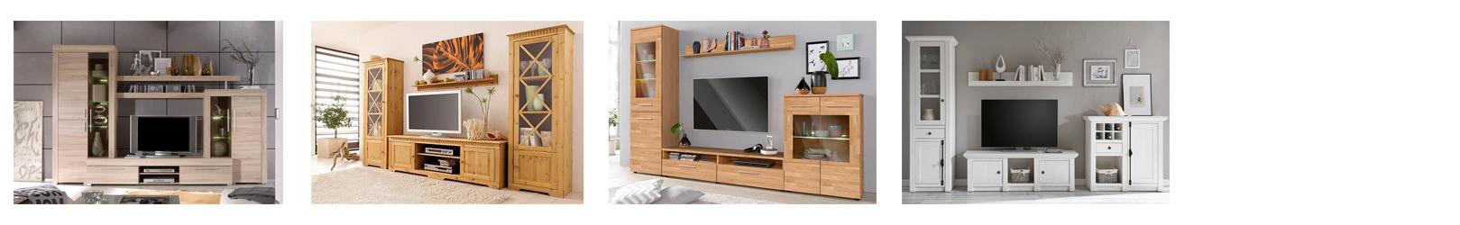 Natuurlijke TV-meubels