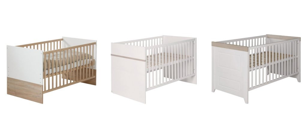 Bedjes babykamer