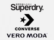 Superdry, VERO MODA & Converse: 3 topmerken uitgelicht