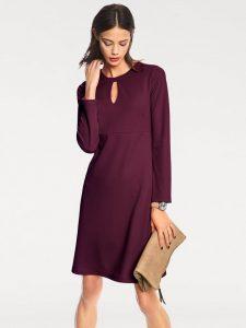 A lijn jurk