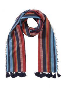 Streepjes sjaal