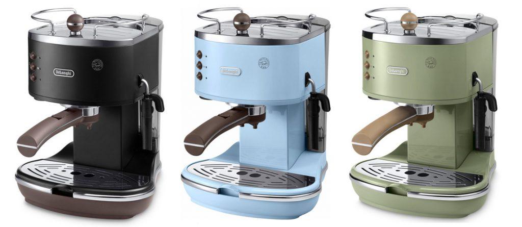retro koffiezetapparaten