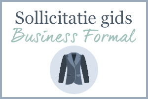 Sollicitatie Business formal thumbnail