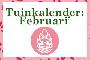 tuingids februari