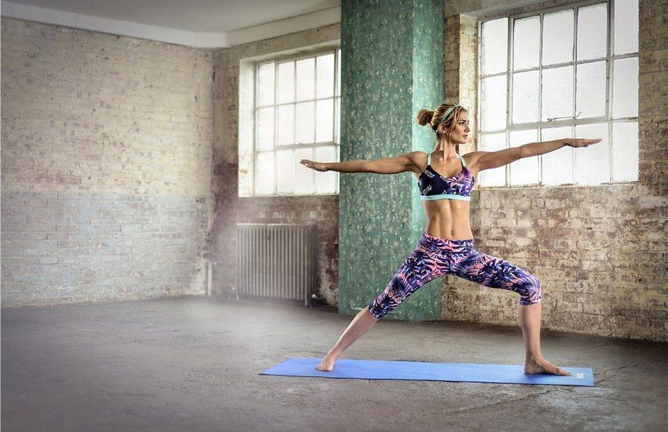 omgaan met stress yoga