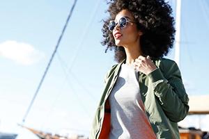 Welke zonnebril past bij jouw gezicht? | EDITED by OTTO