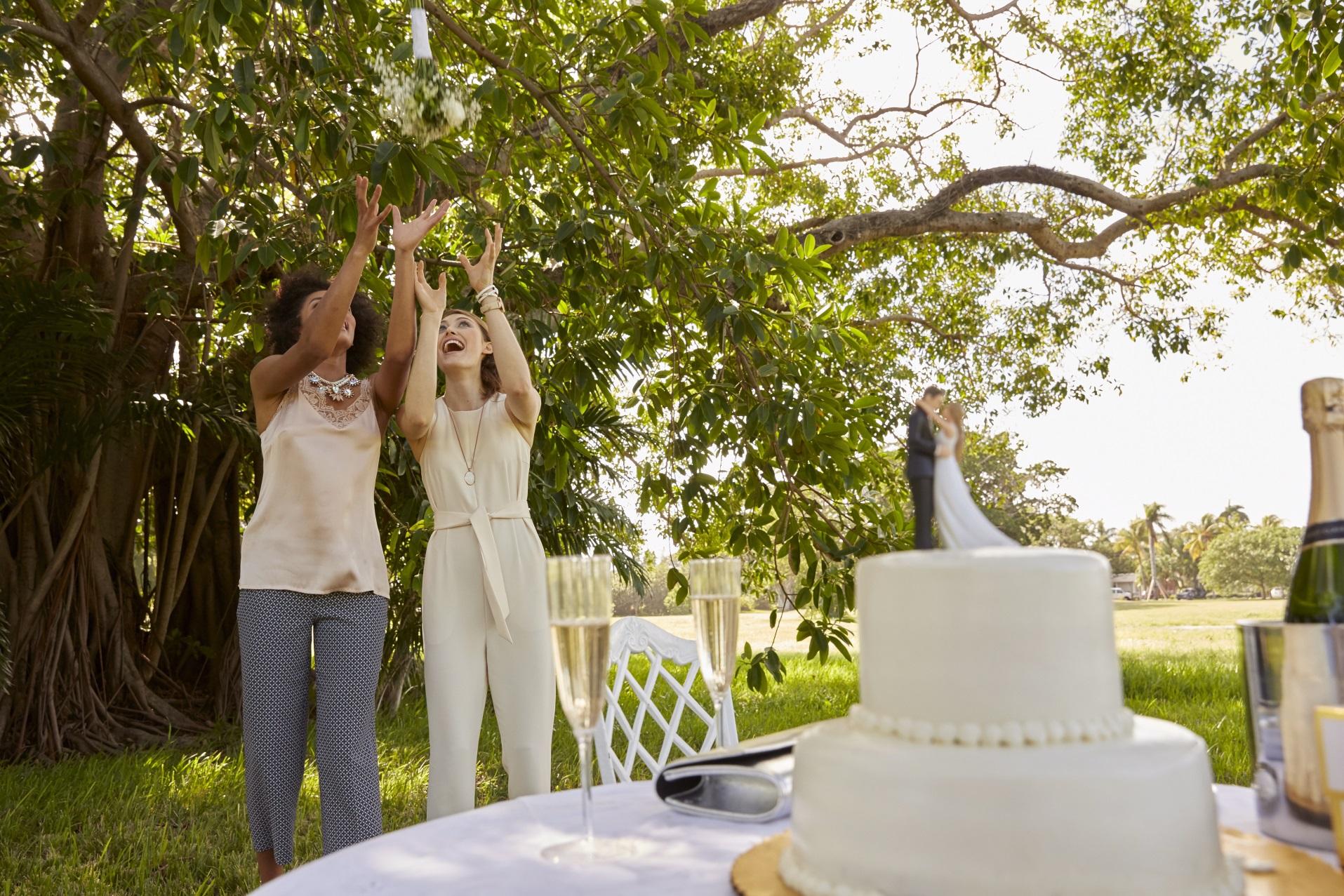 Groene bruiloft