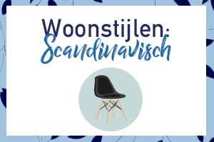 Woonstijl: scandinavisch wonen