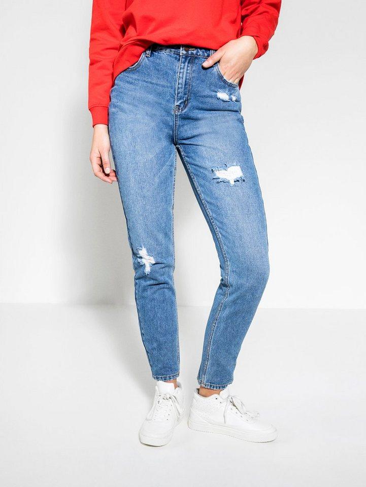 high waisted jeans 2