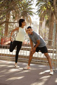 hardlopen/sporten in de zomer