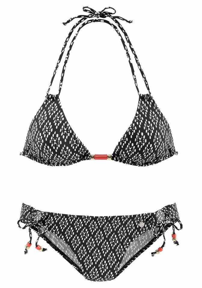 triangel bikini's