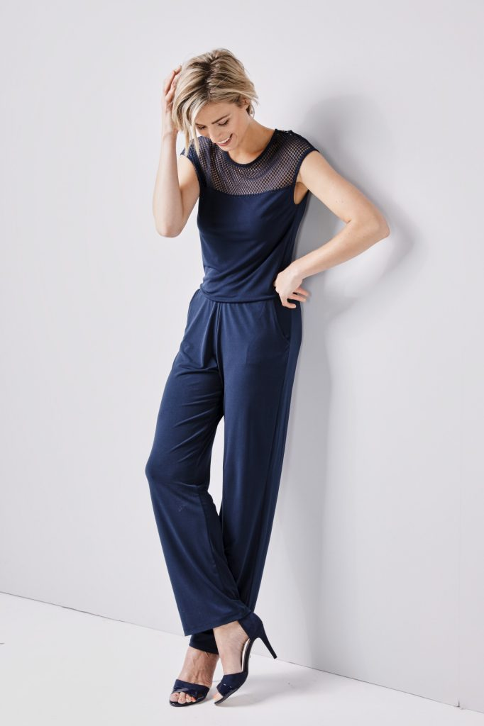kantoor outfits jumpsuit
