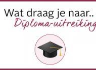 Wat draag je naar een diploma-uitreiking?