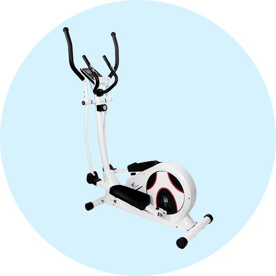 crosstrainer fitness apparaat
