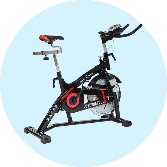spinning fitness apparaat