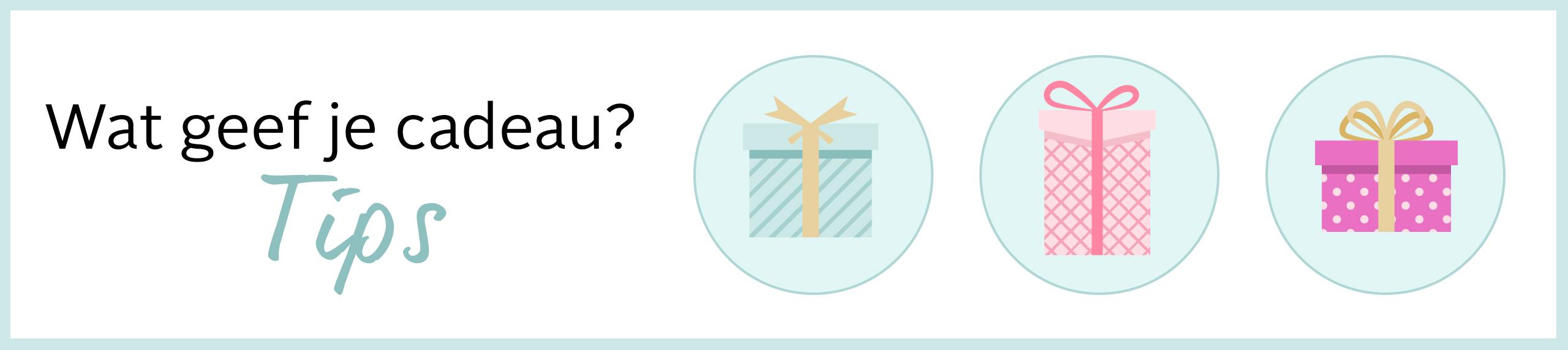 Wat geef je cadeau?
