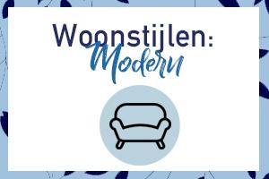 Woonstijl: Modern wonen