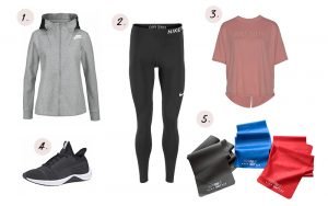 Bootcamp outfit