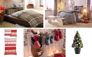 Kerstmis in je slaapkamer