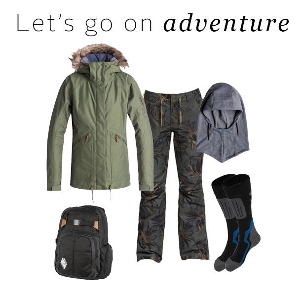 Maak een lange skitocht met deze ski outfit
