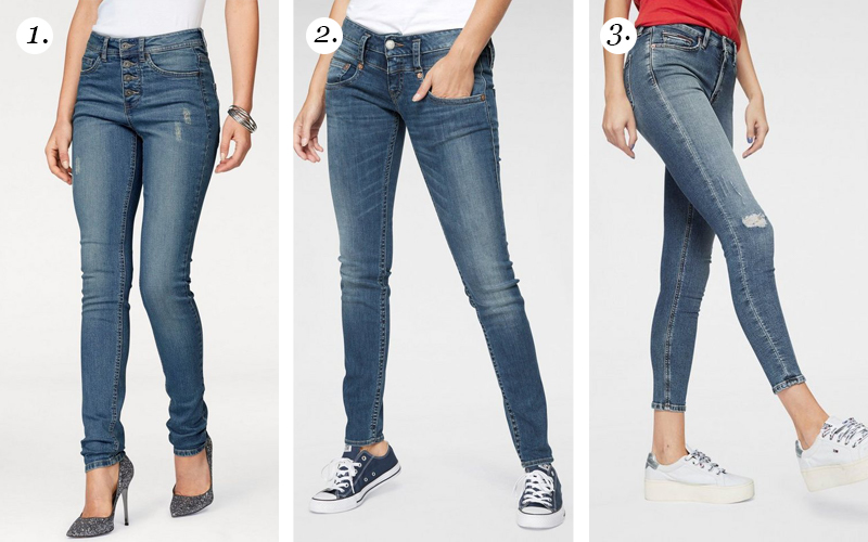Fashion basic: goede denim jeans voor iedere outfit