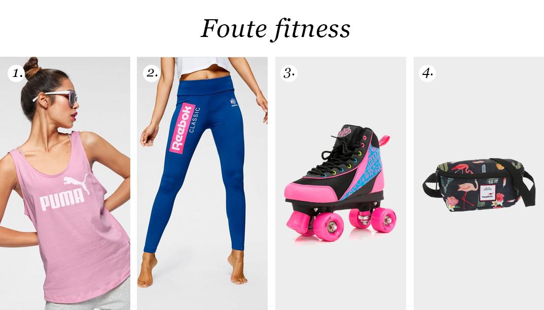 Fitness kledingstukken voor budget carnavalsoutfits