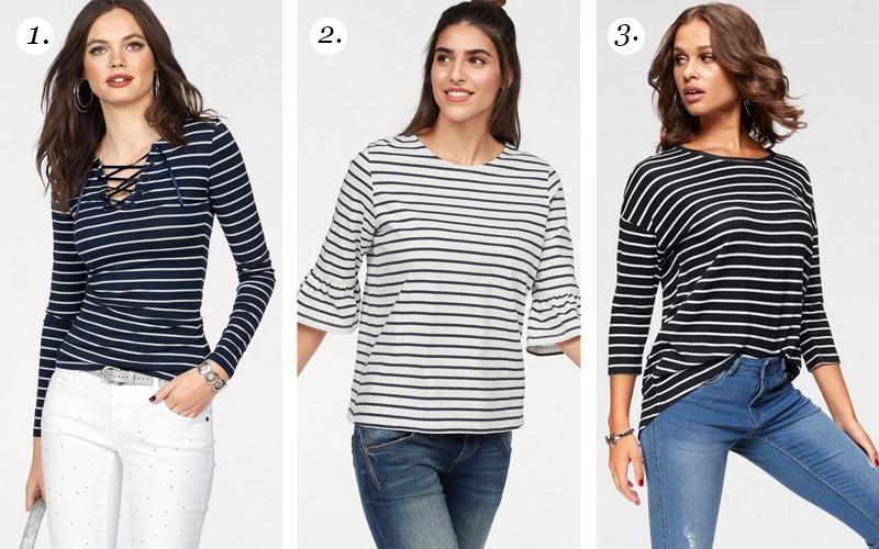 Fashion basic: streepjes maken je outfit helemaal af!