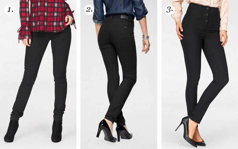 Fashion basic: zwarte jeans voor iedere gelegenheid