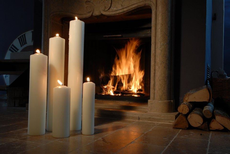 Kaarsen voor Paasontbijt
