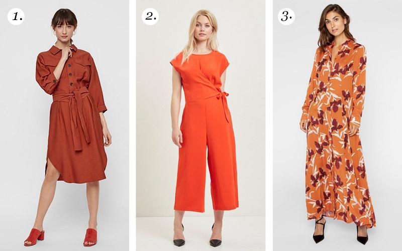 midi-jurk, maxi-jurk en jumpsuit voor Koningsdag